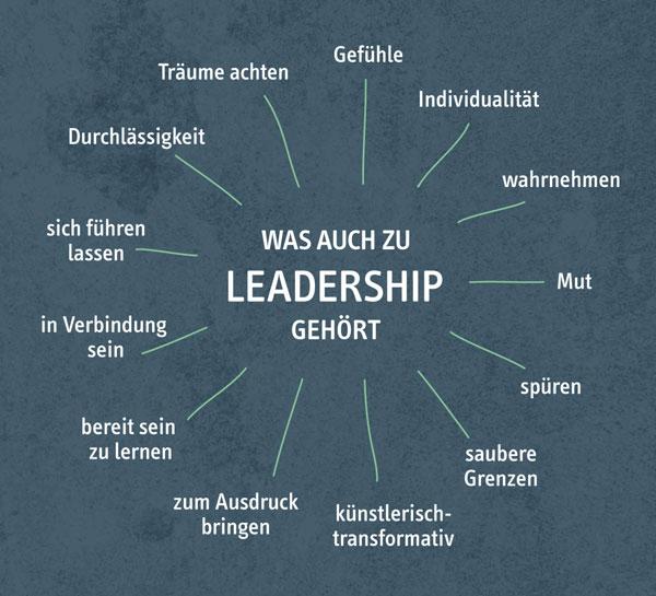 Was auch zu Leadership gehört